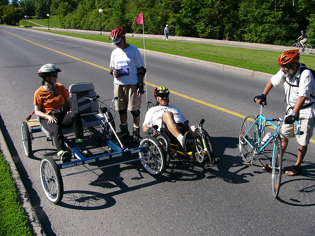 A Brief Guide to the World of Inclusive Cycling