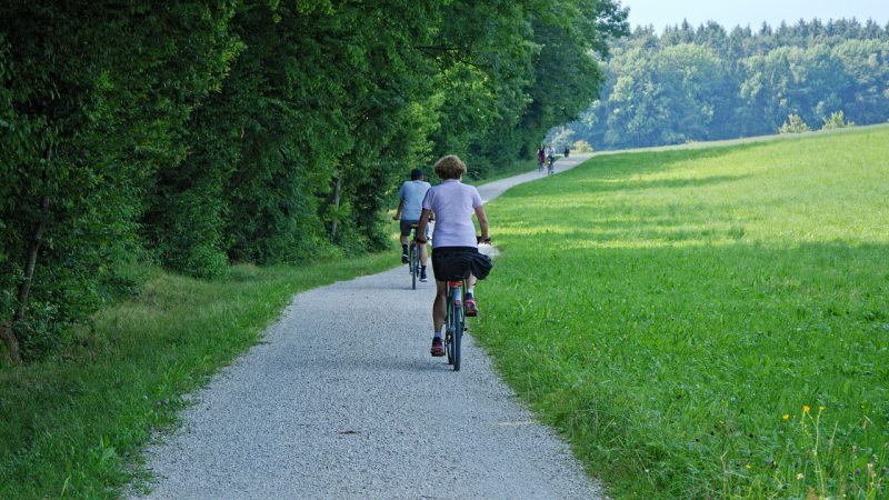 Great Health Benefits of Cycling