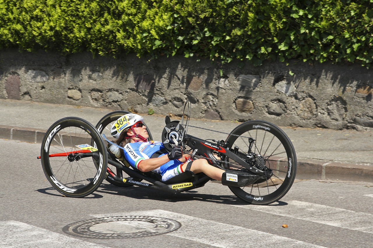 Cycling with Disabilities and Injuries