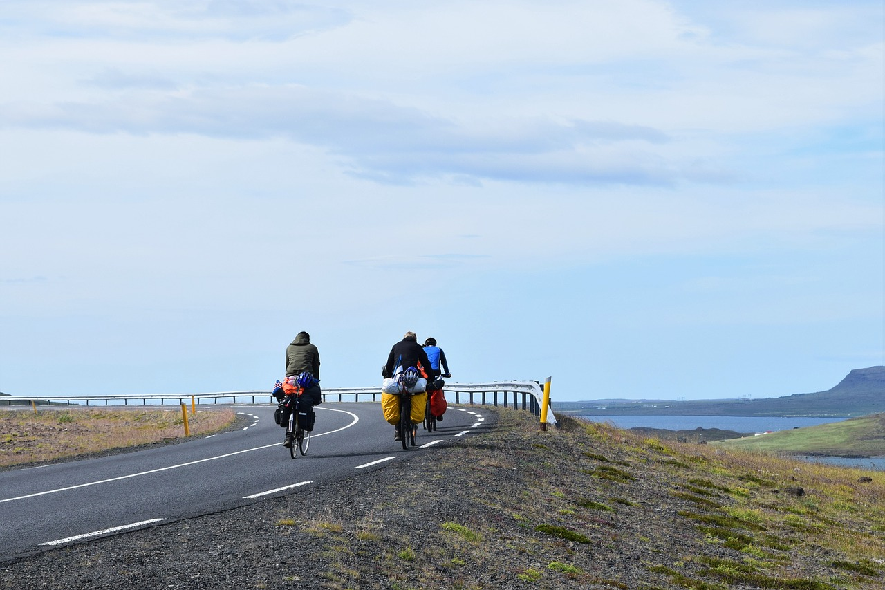 How to Travel on Your Bike